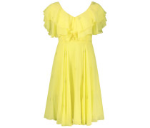 Hello sunshine flare dress
