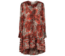 Wide fit boho dress
