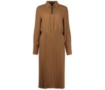 Pleated elegant Oberteil dress