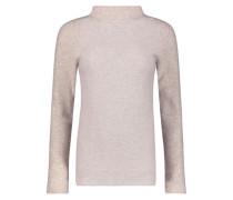 Embellished high-neck jumper