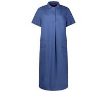 Feeling blue midi dress