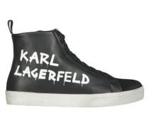 ''Karl'' flat sole shoes