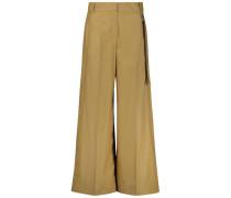 Modish flared pants