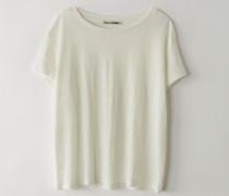 Eldora Linen T-Shirt in kastiger Passform