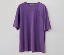 T-Shirt in lockerer Passform