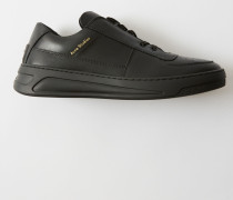 Perey Lace Up Schwarz/Schwarz Sneakers zum Schnüren