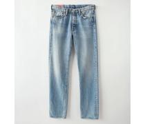 1996 Light Blue Trash Jeans in klassischer Passform