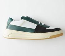 Perey Lace Up Mix Sneakers zum Schnüren