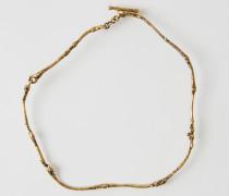 Strukturierte Halskette