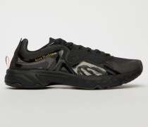 Black/Black/Black Ripstop technical trainers