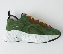 Rockaway Contrast Hellgrün/Dunkelgrün Rockaway Contrast Sneakers