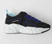 Rockaway Contrast Schwarz/Lila Rockaway Contrast Sneakers