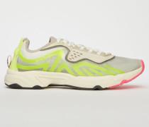 Weiß/Gelb/Gelb Trail-Sneakers