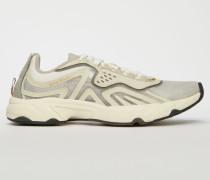 Weiß/Elfenbeinweiß/Elfenbeinweiß Technische Sneakers aus Ripstop-Material