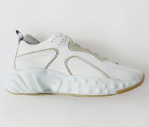 Rockaway Leather Technische Sneakers