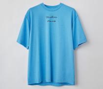 T-Shirt mit Video-Print
