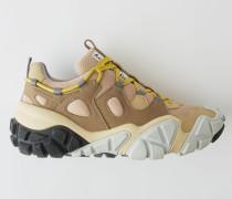 Blozter W Braun/Grau Technische Sneakers