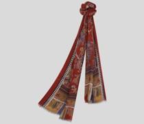 Schal aus Modal und Kaschmir