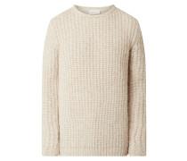 Pullover mit Merinowoll-Anteil