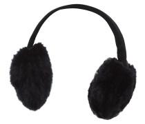 Ohrenschützer mit Fake Fur-Besatz