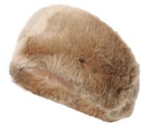 Stirnband mit Fake-Fur-Besatz