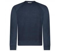 Sweatshirt 'Nikolla' aus reiner Baumwolle