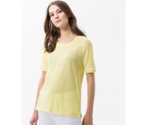 T-Shirt 'Cathy' mit Bortendetail