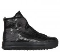 Boots 'Mega' mit Lammfell-Futter