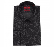 Extra Slim-Fit Hemd 'Ero' mit Musterung