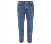 Regular-Fit Jeans aus reiner Baumwolle