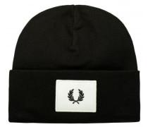 Mütze mit Label-Patch
