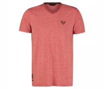 T-Shirt mit Ringelmuster