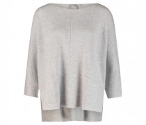 Oversized Pullover aus Cashmere