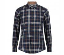 Button-Down Hemd 'Highland' mit Karo-Muster