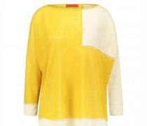 Oversize Pullover 'Culla' im Colourblocking Design