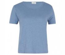 T-Shirt 'LOLO' aus Leinen