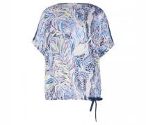 Oversized Shirt 'Rachel' mit Musterung