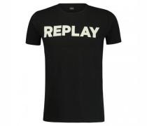T-Shirt mit Logo-Pint