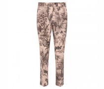 7/8 Hose 'Anni' mit All-Over Print