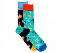2er Set Socken in Geschenkbox