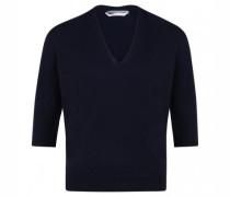 Pullover 'Figara' mit V-Ausschnitt