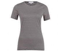 T-Shirt 'Lidaa' in Streifen-Optik
