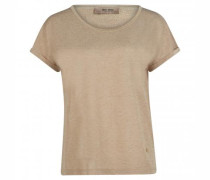Oversize-Shirt 'Kay' mit Glitzerdetails