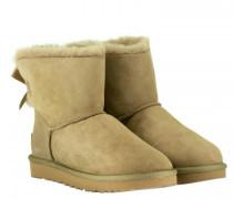 Gefütterte Boots 'Mini Bailey Bow' mit Schleifenapplikation