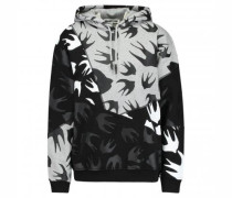 Hoodie mit All-Over Print