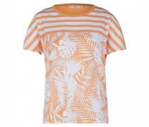 T-Shirt 'Caelen' mit Musterung