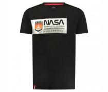 T-Shirt 'Mars' mit Frontprint