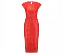 Kleid 'Efienna' mit Strukturmuster