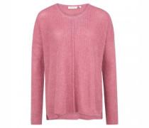 Oversized Pullover mit Rundhalsausschnitt