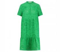Kleid 'Ricci' mit Lochmuster